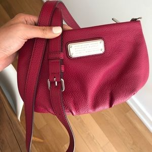 Marc By Marc Jacobs Bags - Marc by Marc Jacobs Percy Leather Crossbody
